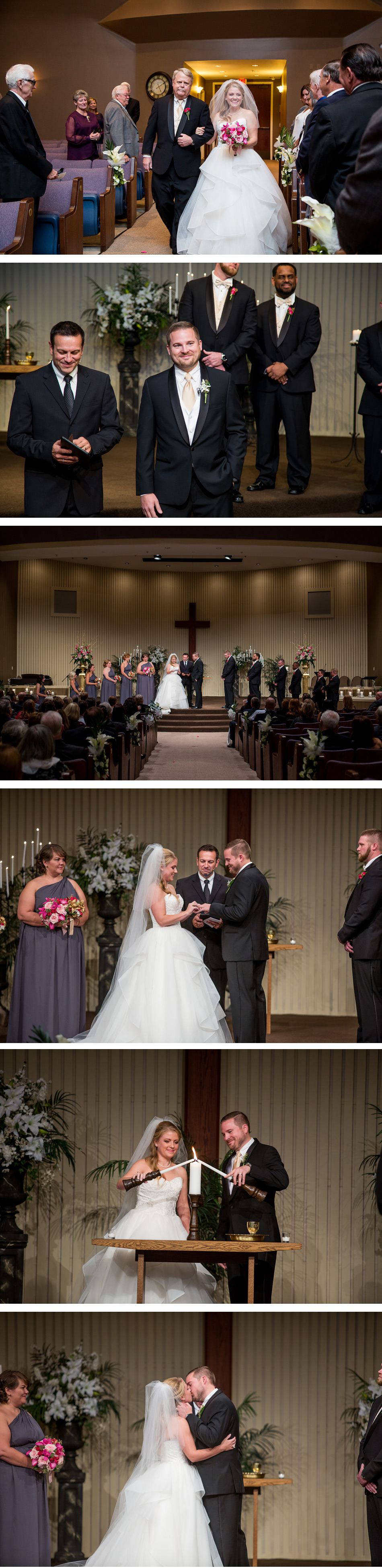 Southeast Christian Wedding Ceremony