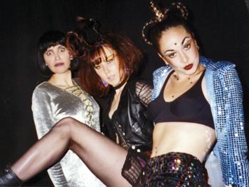Sandy Bishop, Deeana Harris, Kristina Berger
