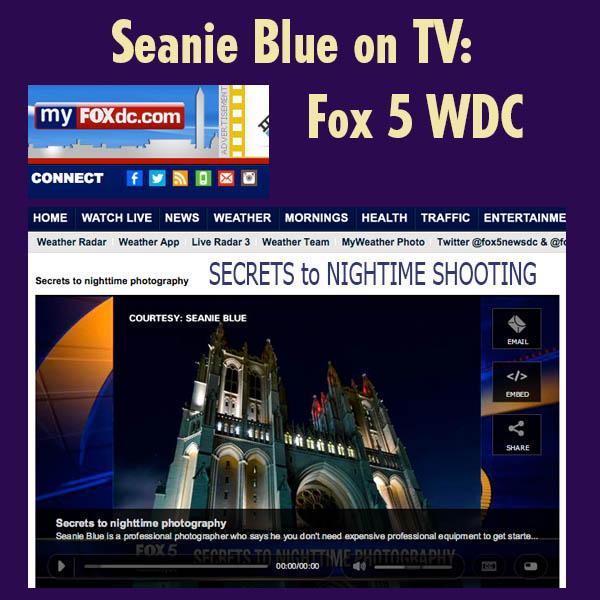 Guest spot on Fox TV.