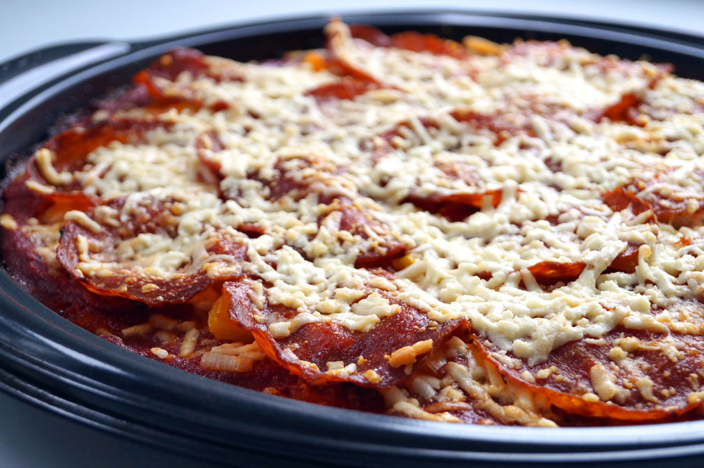 Cauliflower-Crusted Pizza (p. 64)