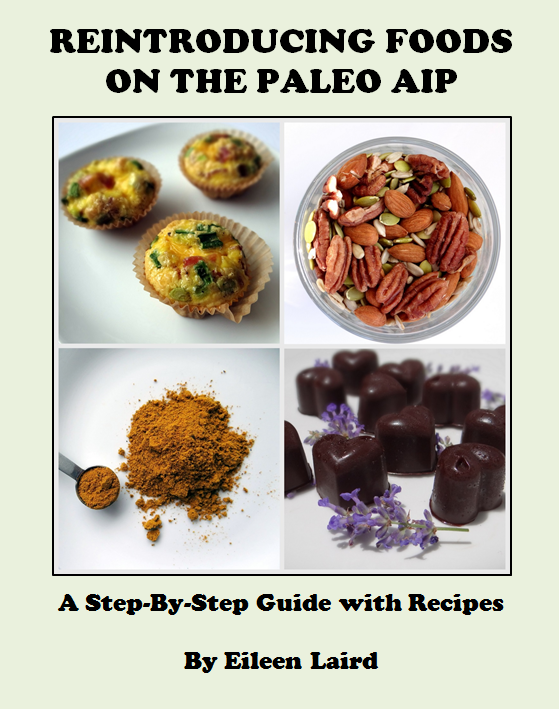 Reintroducing Foods on the Paleo Autoimmune Protocol Review + Giveaway