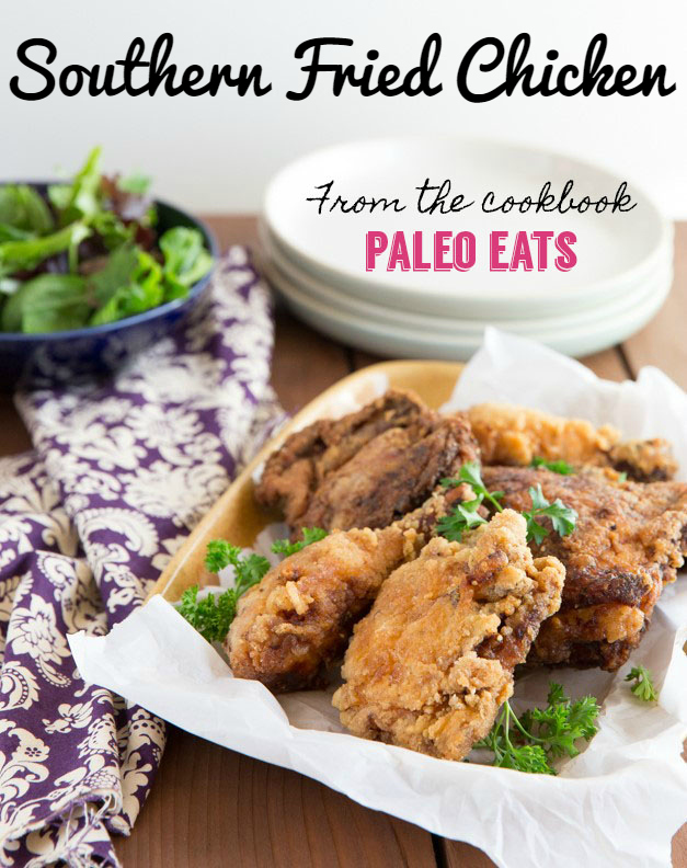Southern Fried Chicken from #PaleoEats // TheCuriousCoconut.com