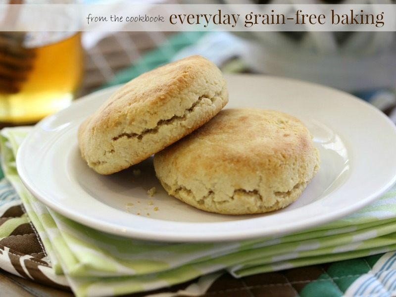 southern style biscuits from everyday grain free baking - book shot 1