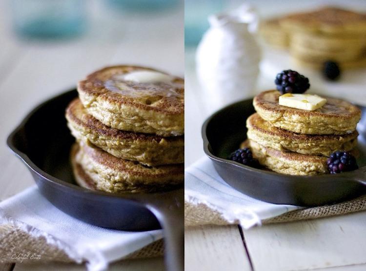 souffle spice pancakes