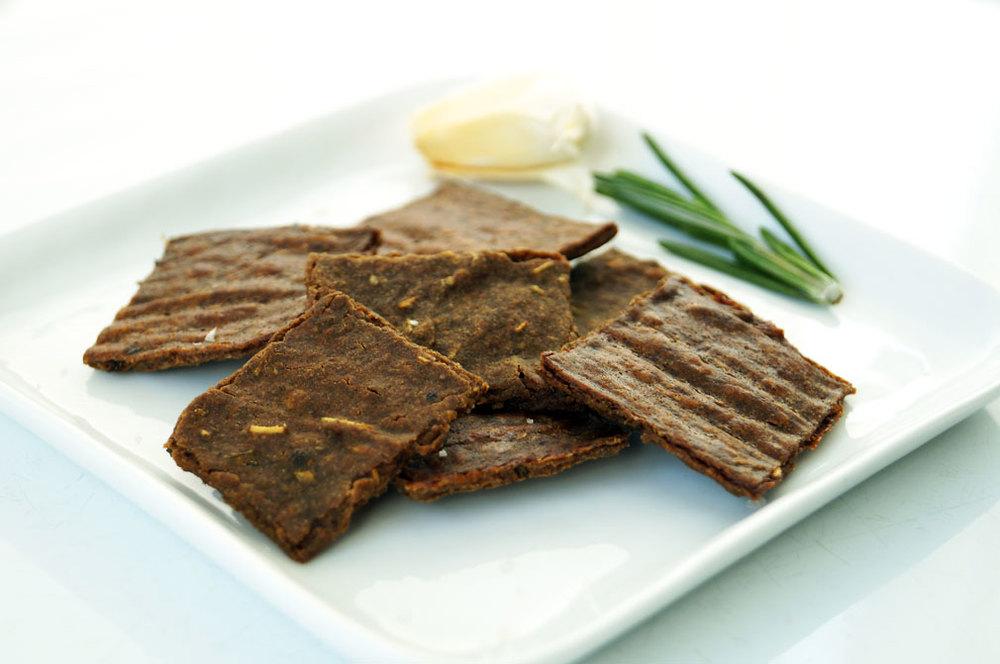 perfect paleo crackers