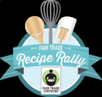 fair trade recipe rally