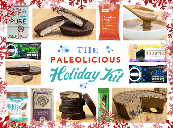 Barefoot Provisions Paleo Holiday Food Kit