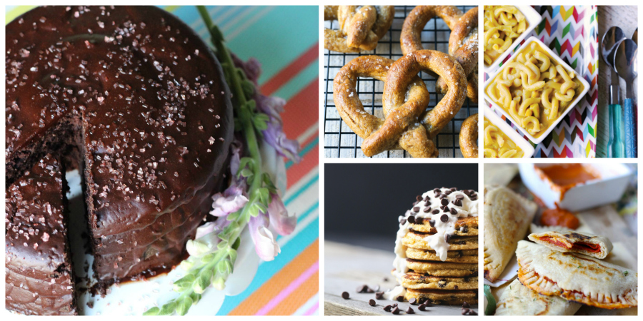 A sampling of the delicious recipes inside The Paleo Kids Cookbook!