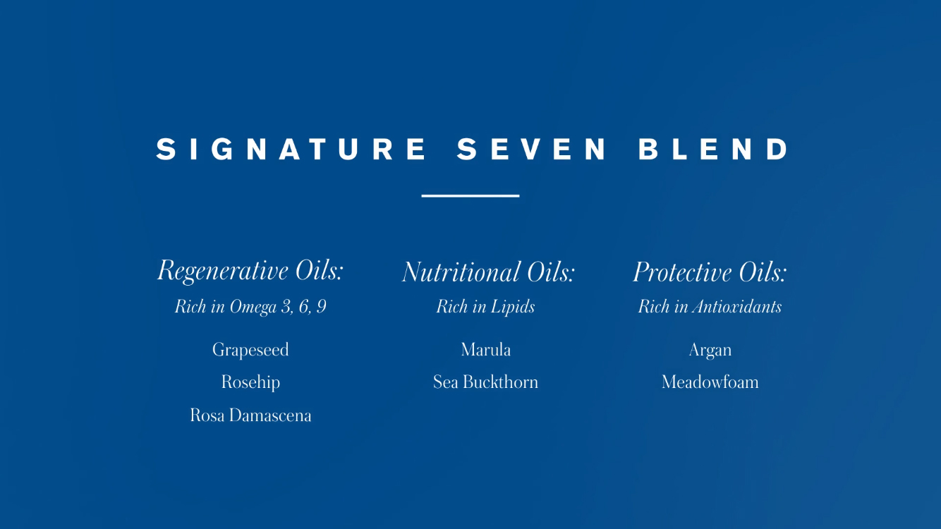 signature seven oils