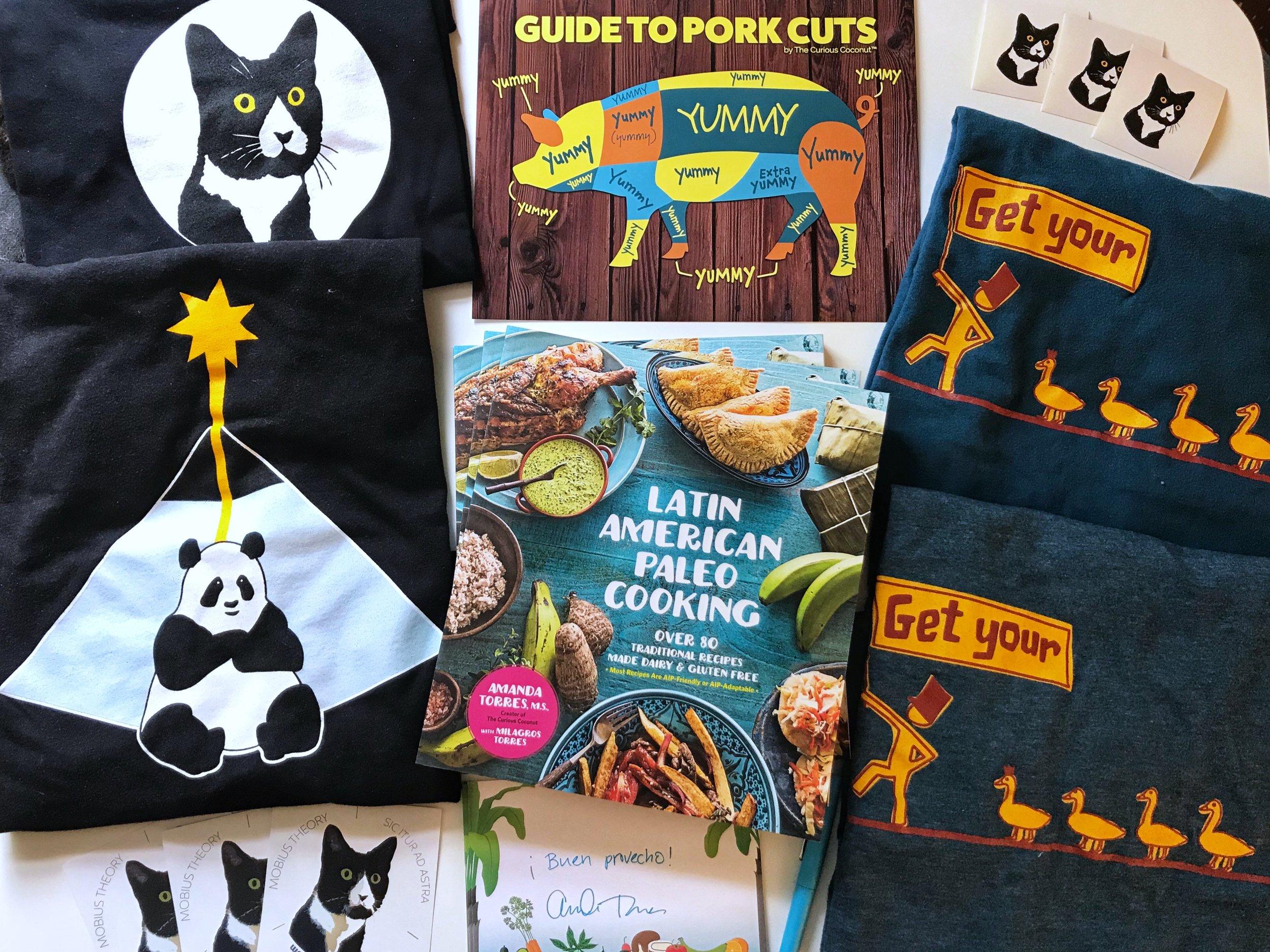 latin american paleo cooking 1 year giveaway