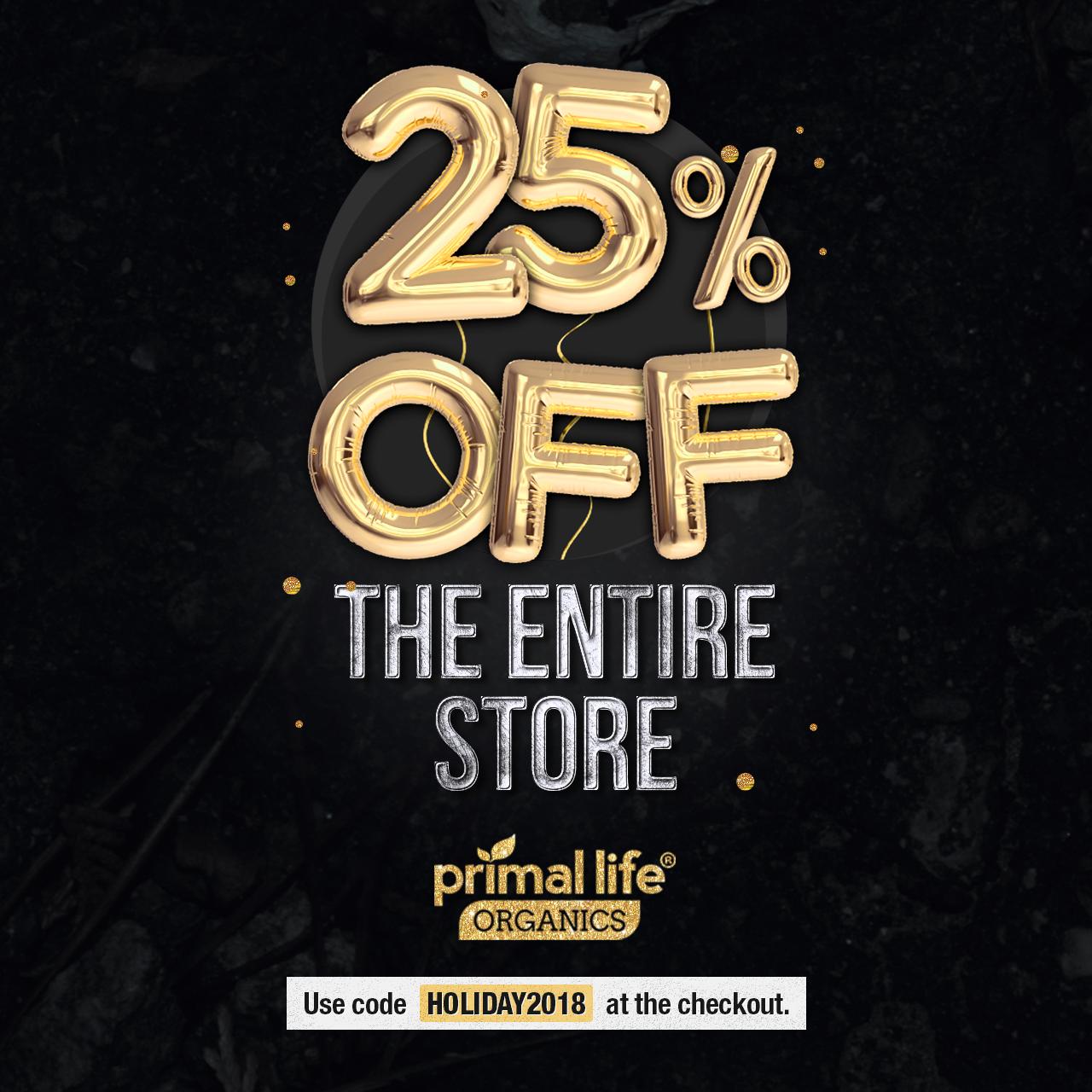 primal life organics black friday coupon code