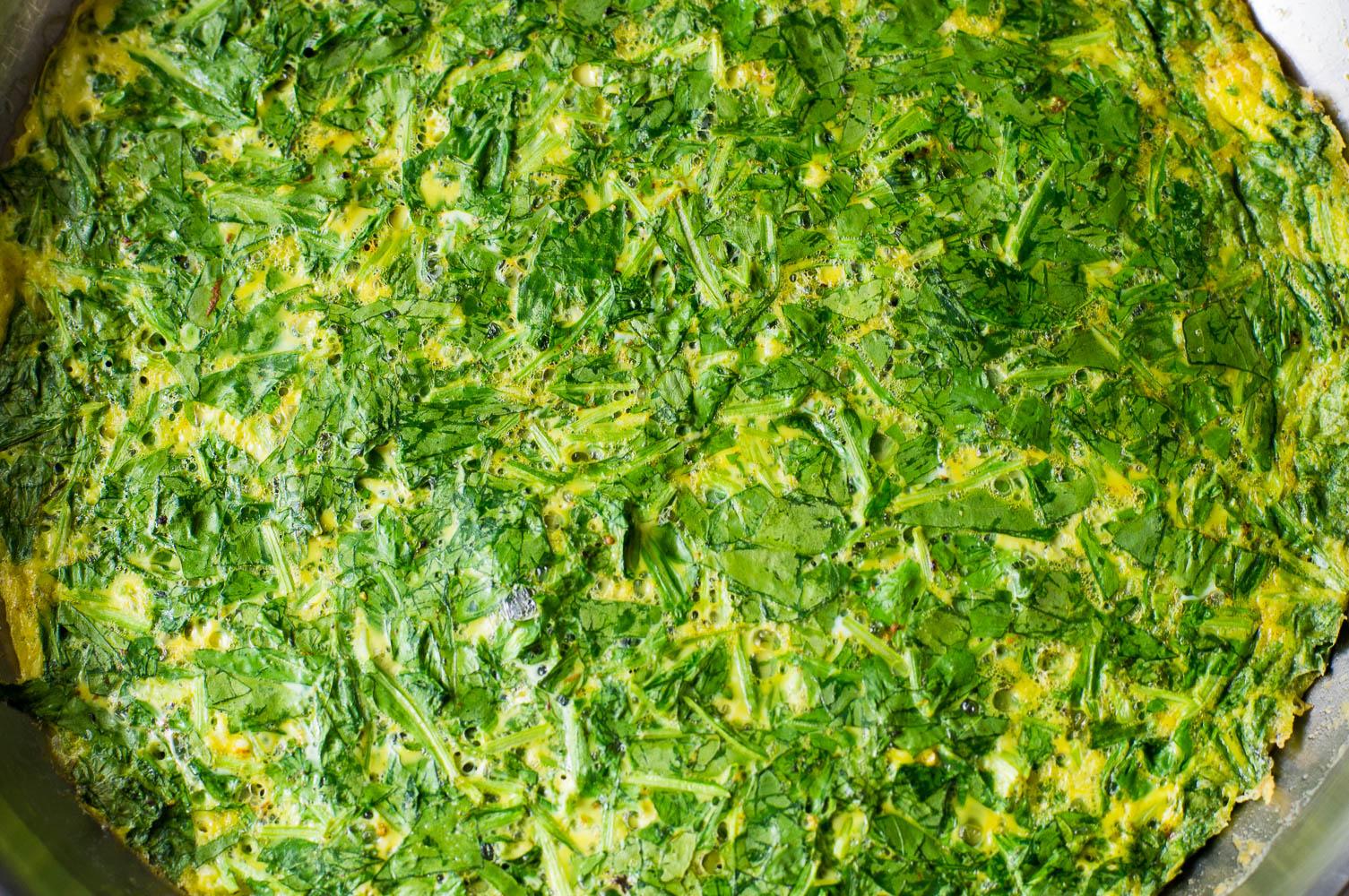 paleo green frittata kuku sabzi 3.jpg
