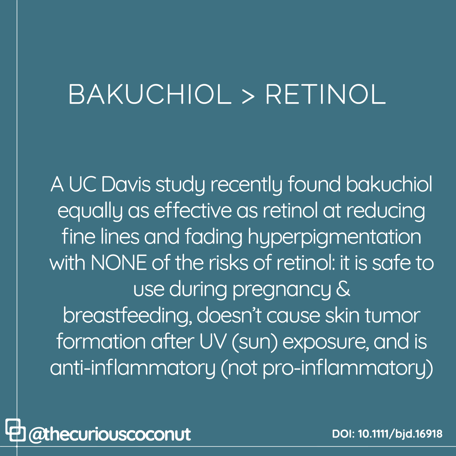 bakuchiol is better than retinol