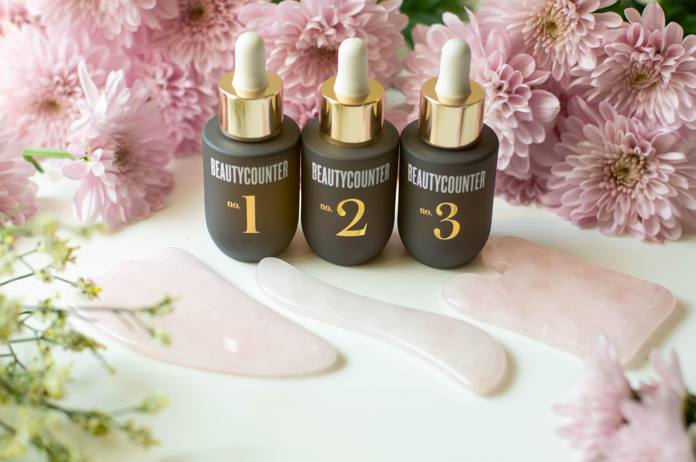 beautycounter facial oils for gua sha