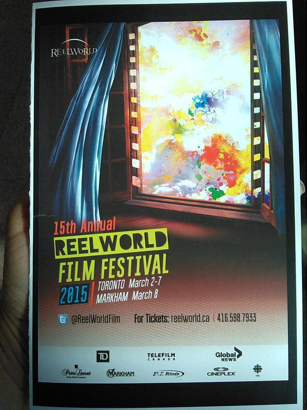 2015 Reel World Festival Program