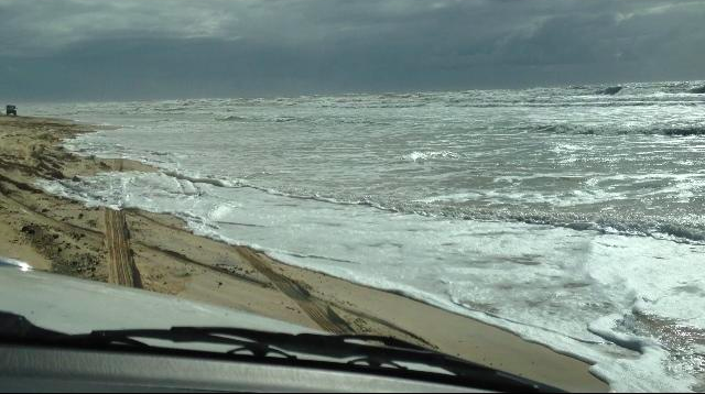 Avoid Driving at High Tide , from our mate Stephen Andrews