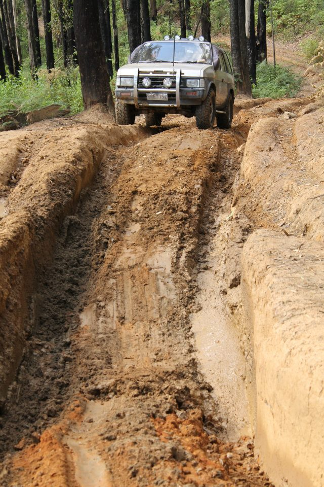 Australia's most difficult 4WD track — Mud Map blog