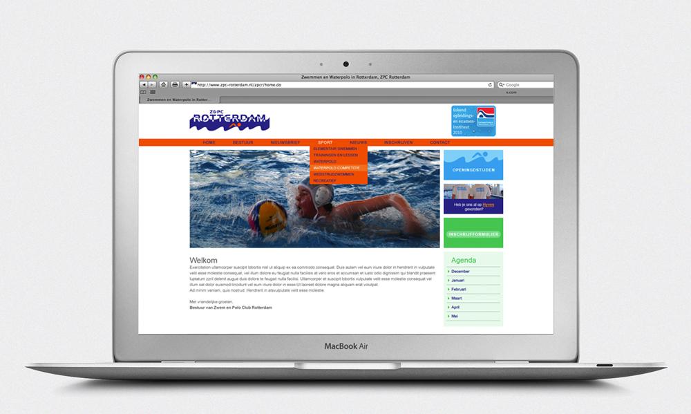 ZPC ROTTERDAM SWIMMING POOL | Netherlands