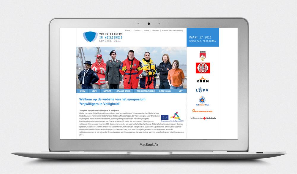 SAFETY IN VOLUNTEERS CONGRESS 2011 | Netherlands