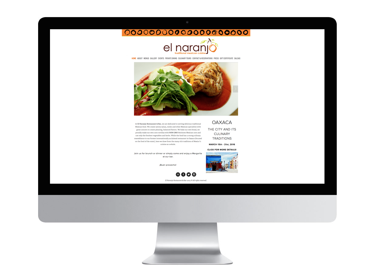 EL NARANJO | Restaurant | Austin, Texas