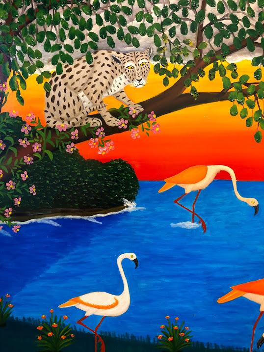 Lebduska_Leopard-Flamingos.jpg