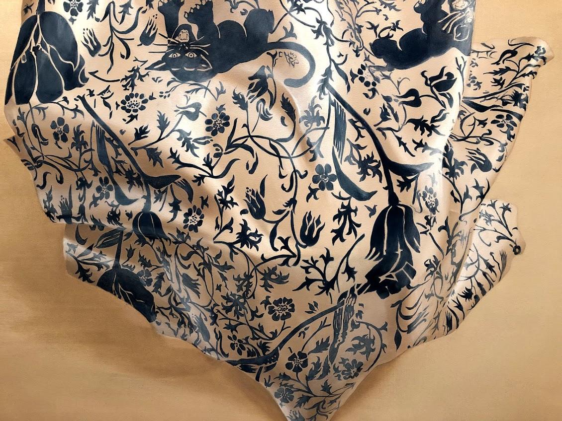 Firelei Báez headscarf fist lion flower detail.jpg