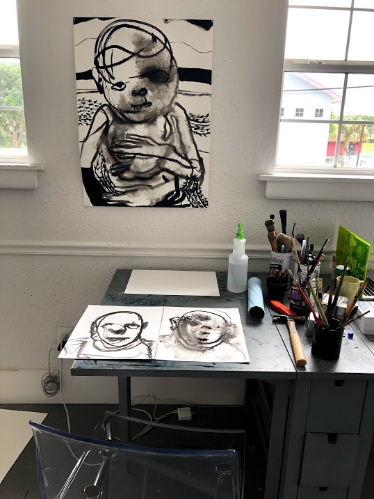 William Downs Workspace at Tempus Projects.jpg