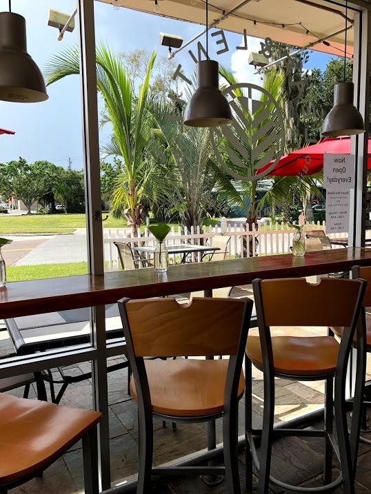 Interior of Leaf and Lentil Sarasota.jpg