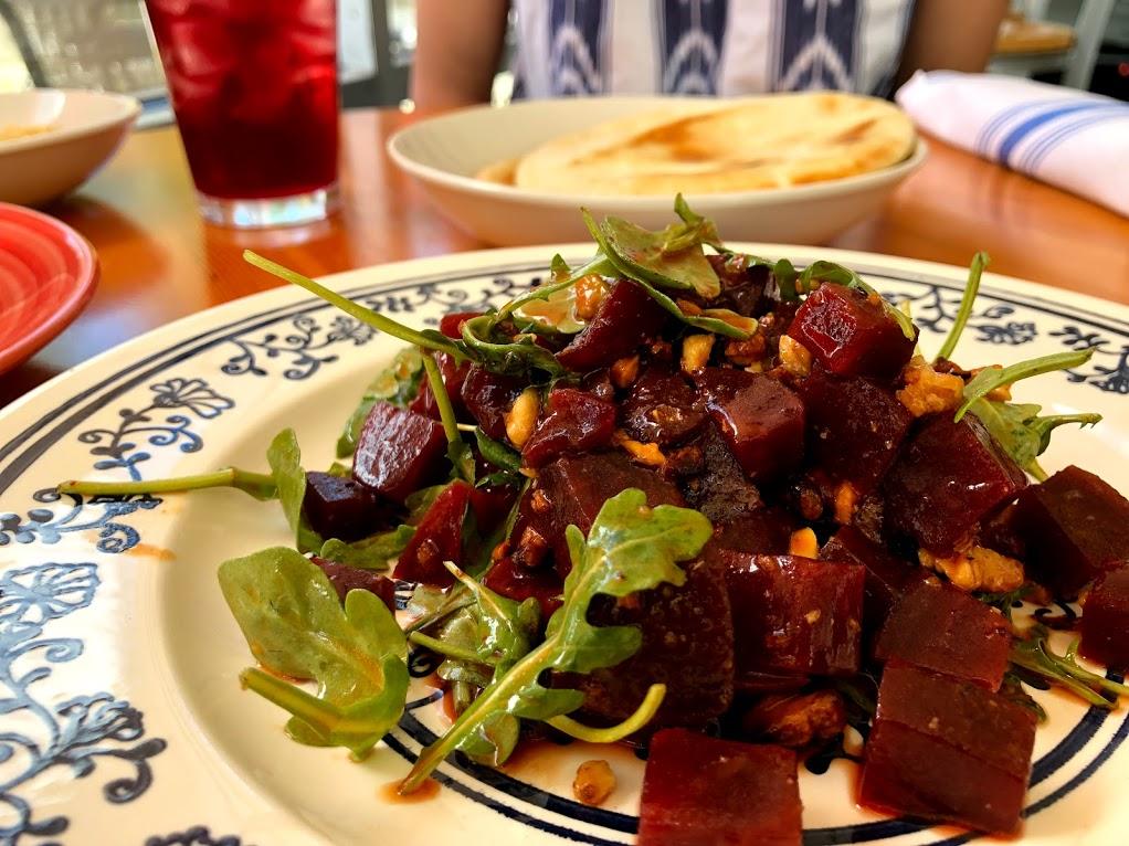 Beet Salad at Leaf and Lentil Sarasota.jpg
