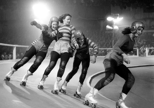 Roller Derby, 1960