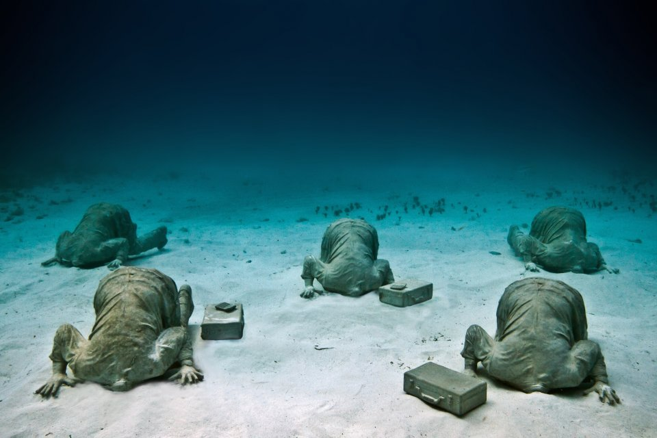 The_Banker_MUSA Collection_Cancun_Isla Mujeres_depth_6m