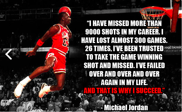 10.  Michael Jordan , the greatest basketball player of all time.