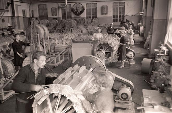 Telliskivi factory