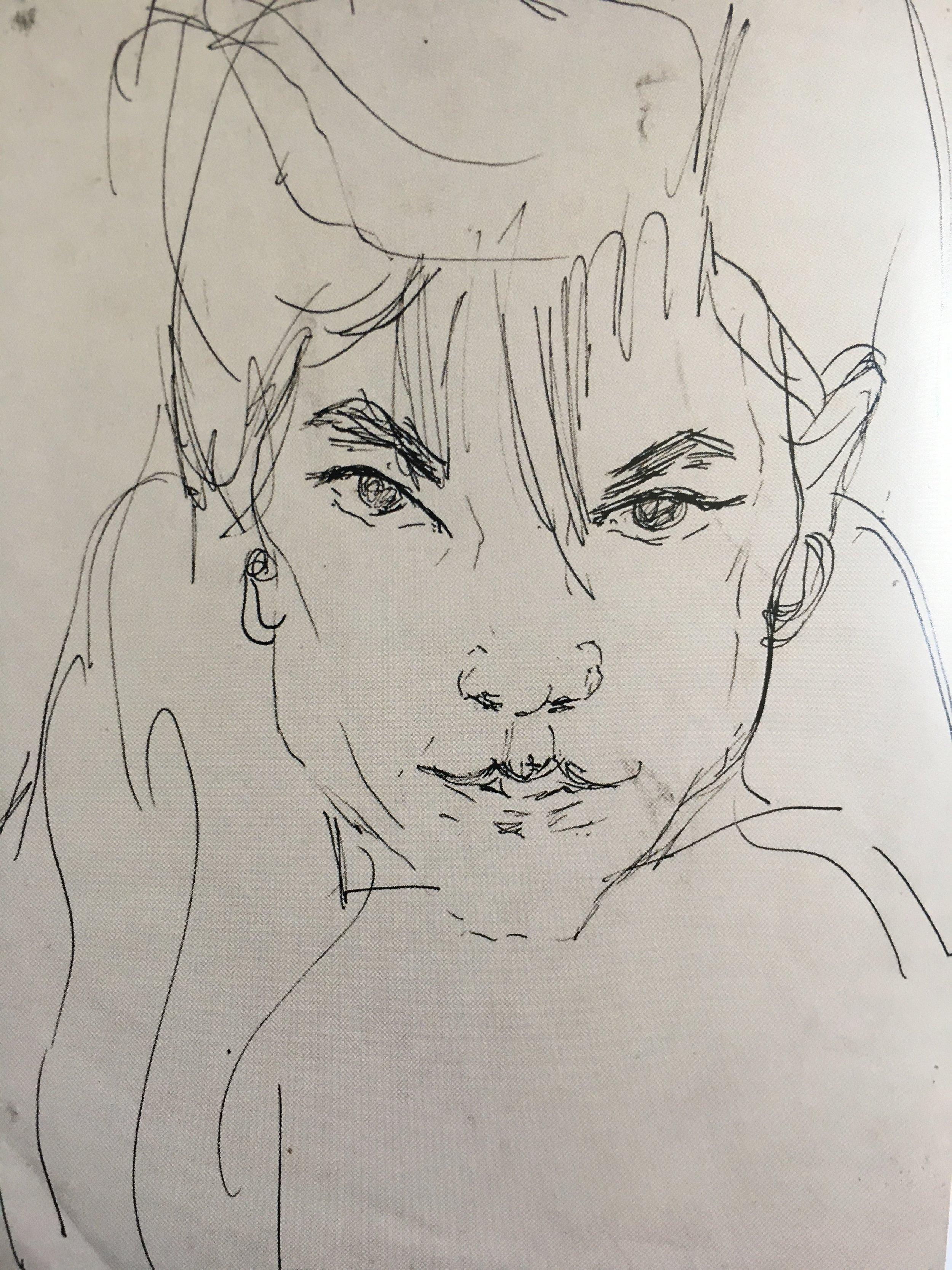 dody-muller-portrait-jack-kerouac