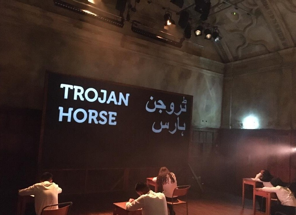 Trojan Horse play Battersea Arts Centre
