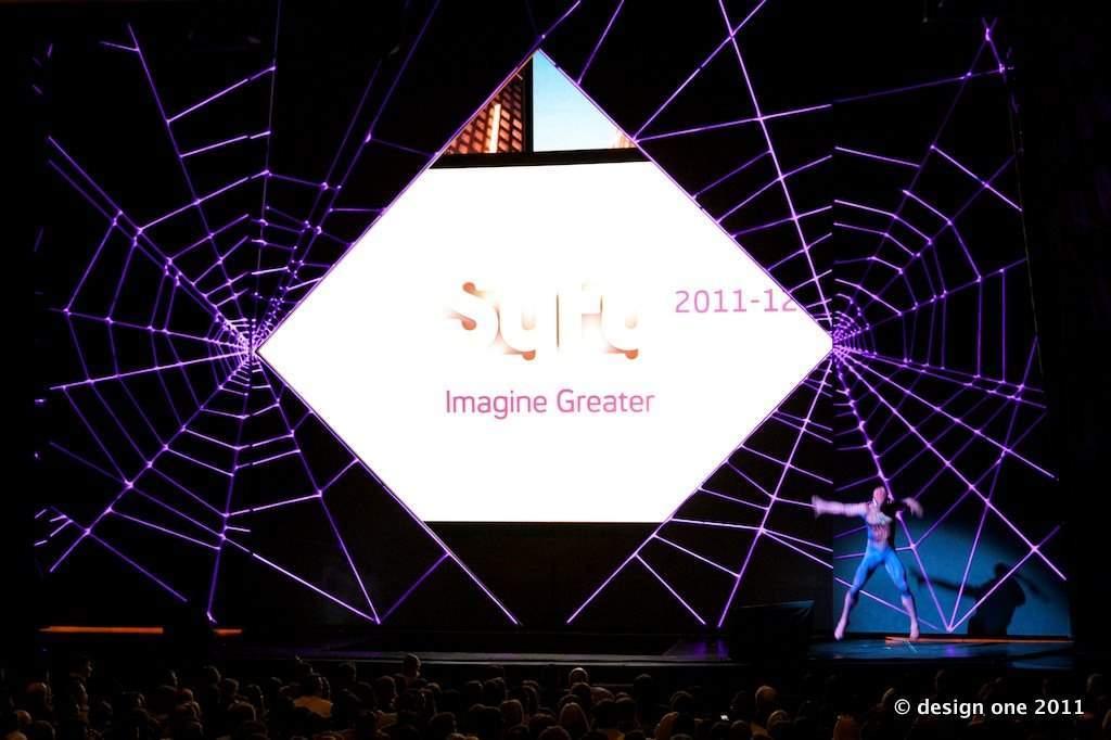 SYFY Upfront 2011