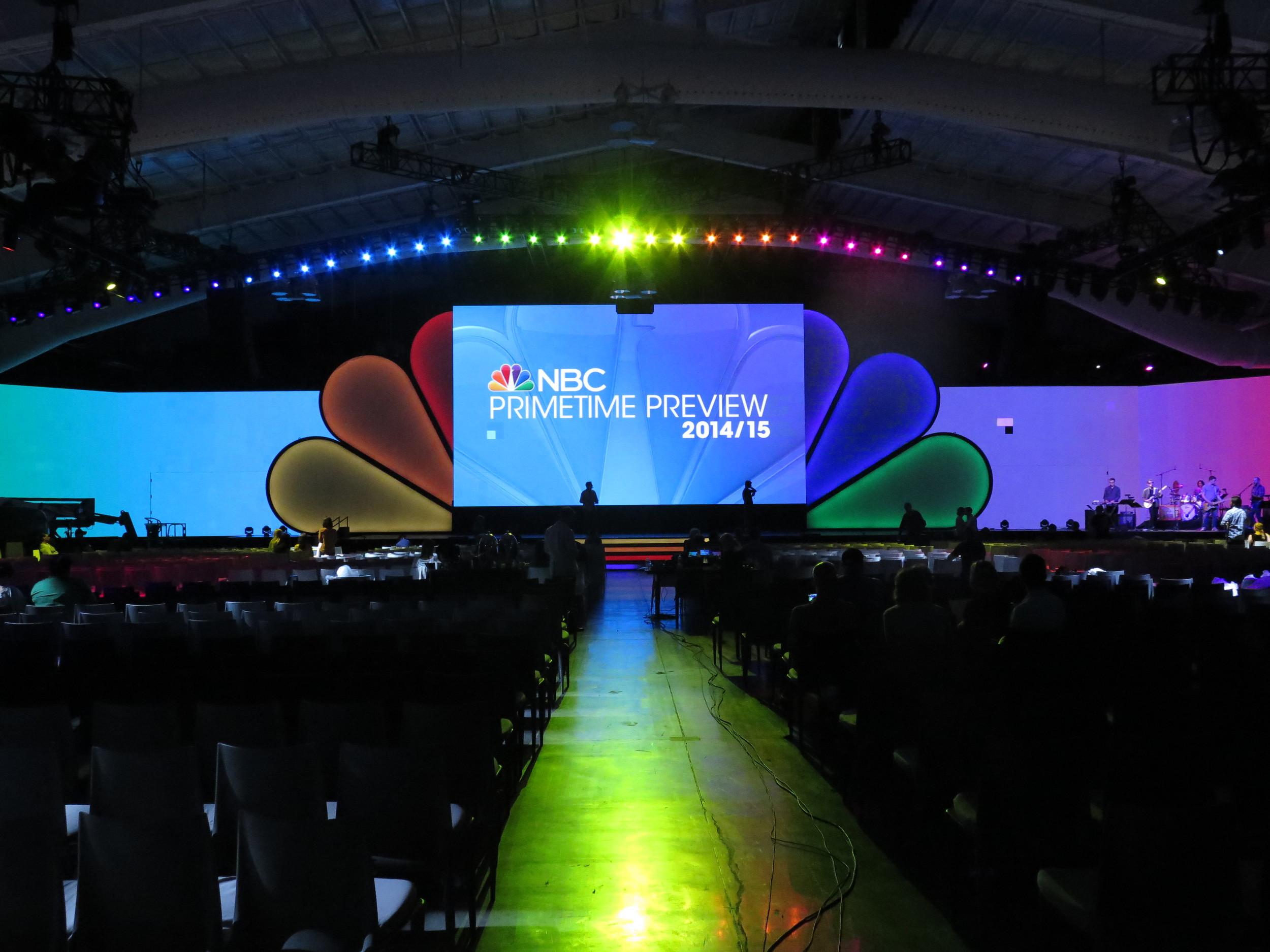 NBC Primetime Preview 2014/2015