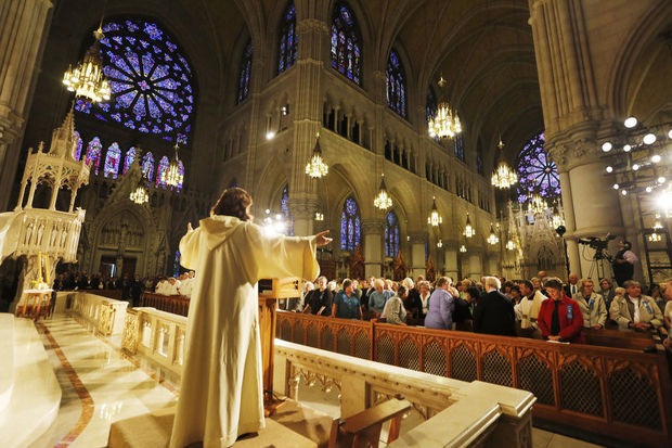 Cathedral Basilica Beautification Ceremony