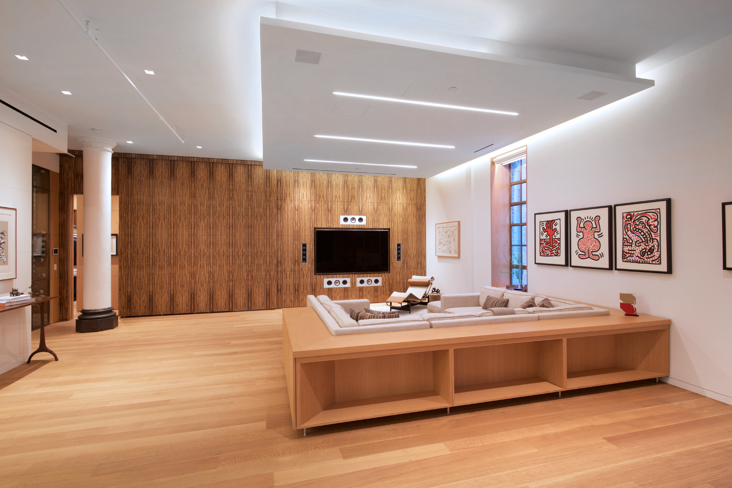 Residential Architectural Lighting Design One
