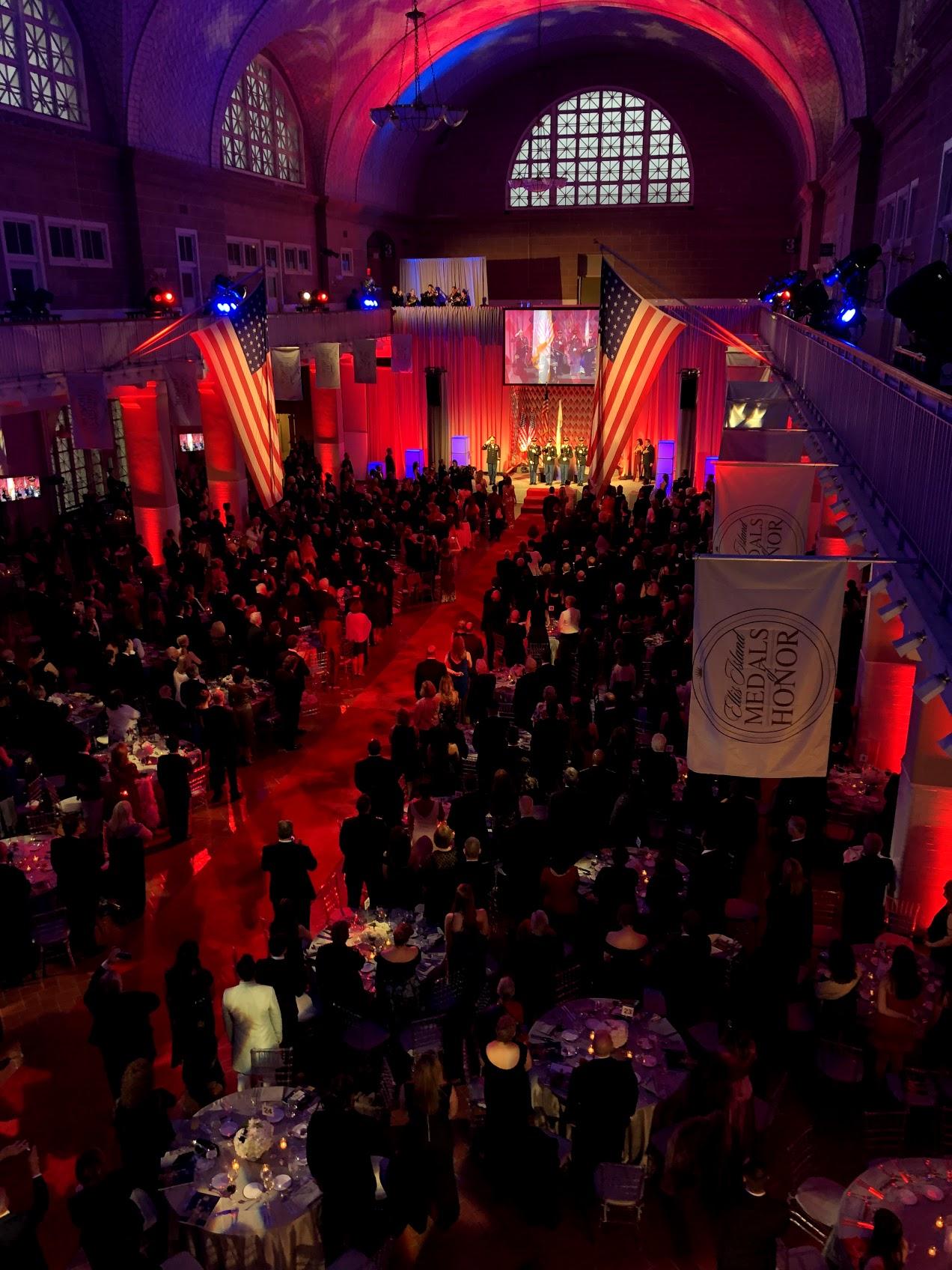 2019 Ellis Island Medals of Honor