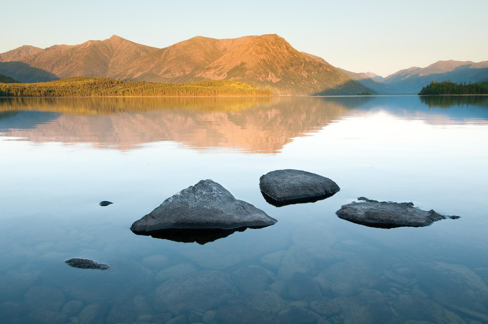 Jjezero Frolicha.