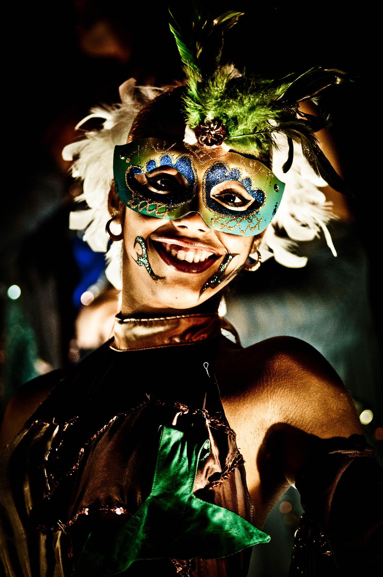 Karneval v Ciego de Ávila, aneb ty nejhezčí holky v supr oblečcích.