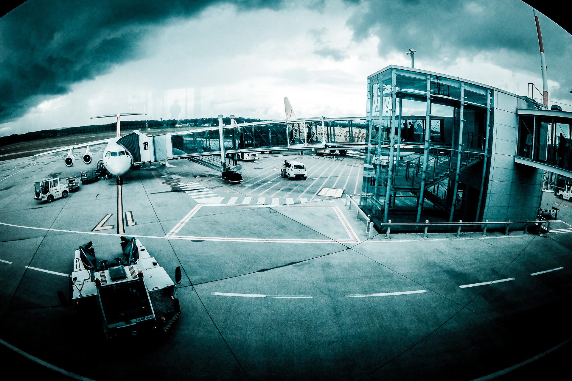 Prague Airport, Czech Republic