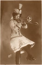 Trombone Lady Old School.jpeg