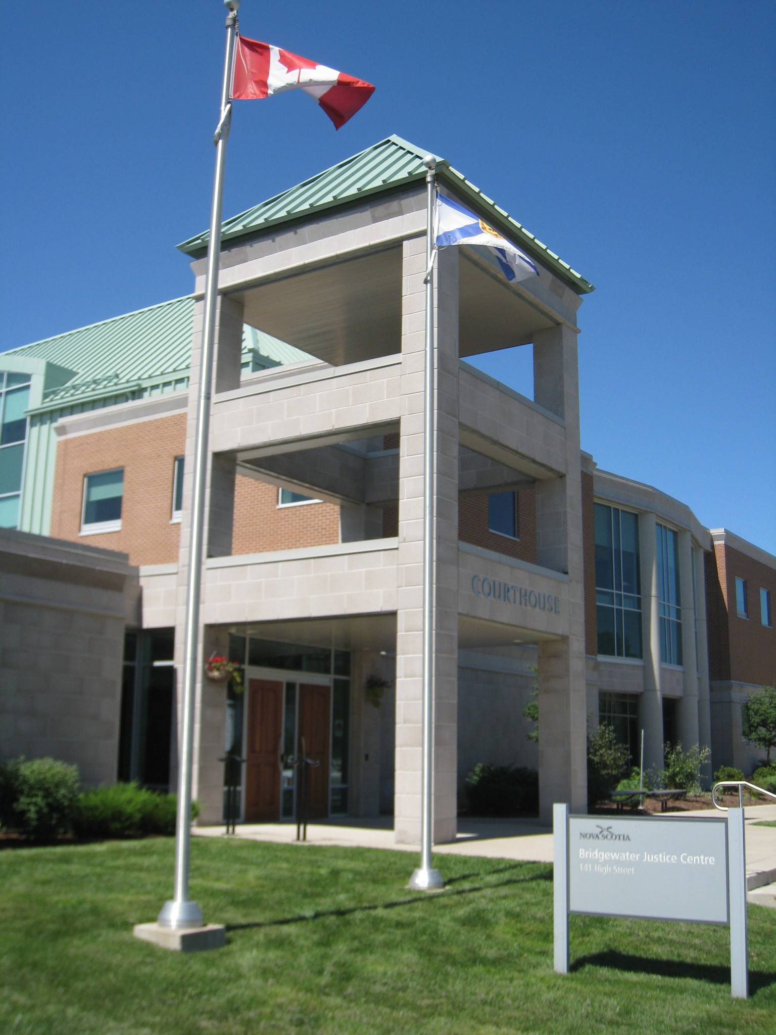 Bridgewater Justice Centre