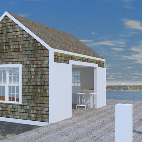 wharf house