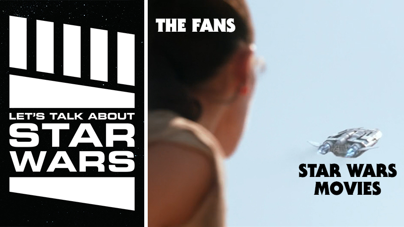 Let's Talk About Star Wars — Amove tv