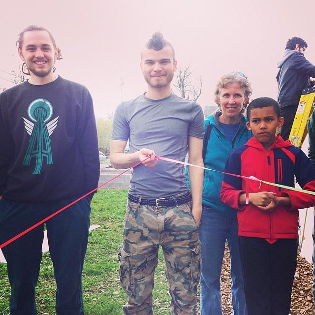 Ribbon games #wildercompound