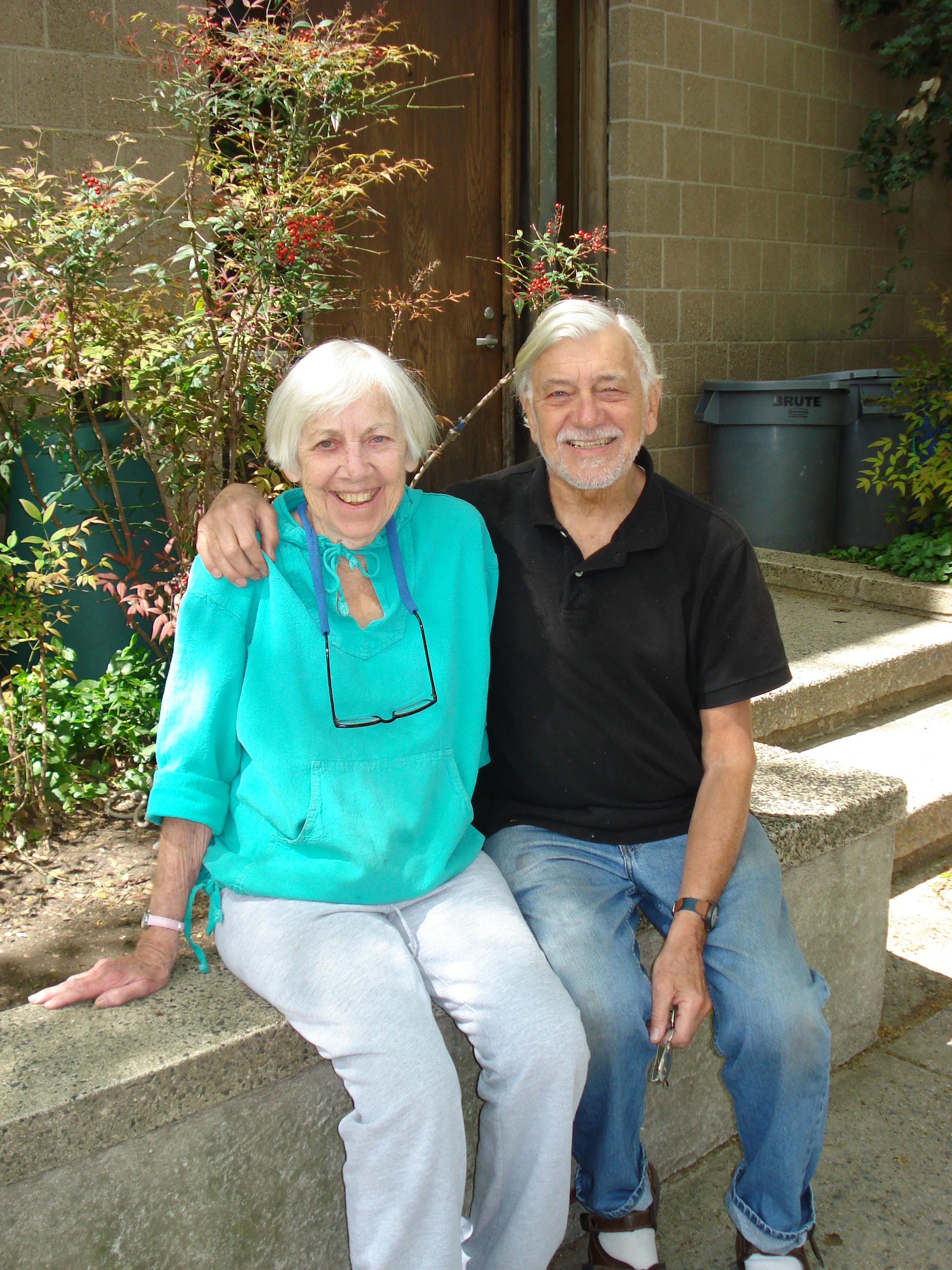 Mary and Joe Merz