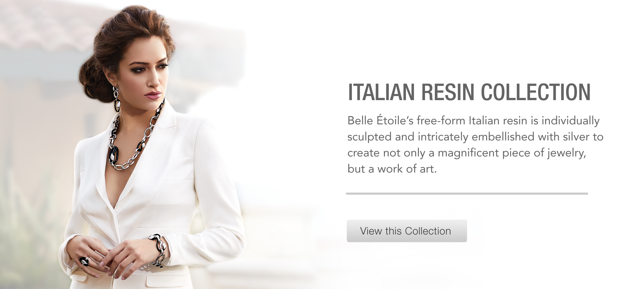 Italian Resin Collection